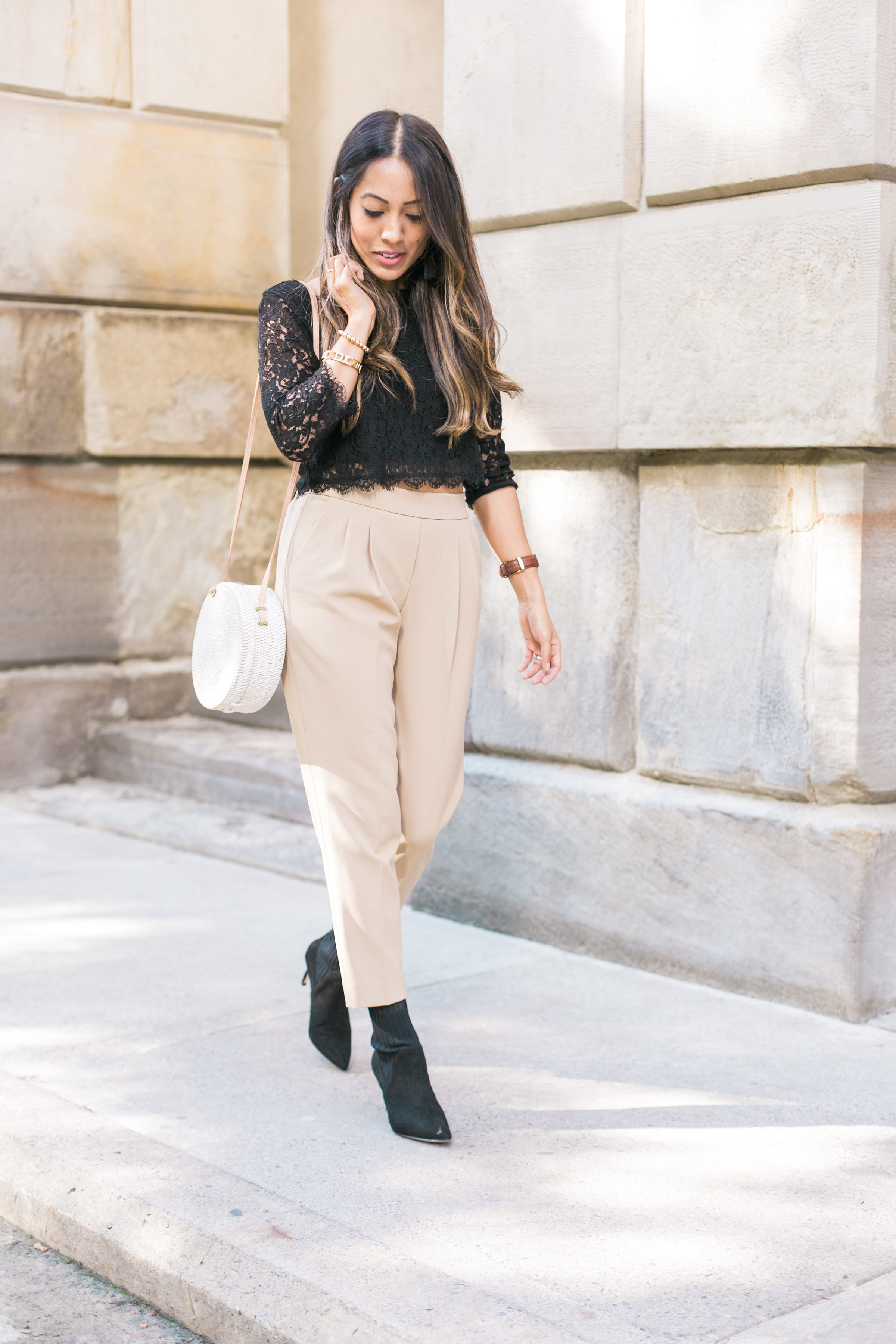 c100e73c46 Style Post - My Favourite Pair of Trousers  The Babaton Cohen Pant ...